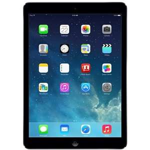 Apple store: refurbished iPad Air in stock £269 - 16gb. Next day delivery