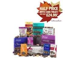 Half Price Thornton's Hampers from £24.99 @ Thorntons