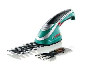 Bosch Isio Cordless Shape and Edge Kit - Homebase £21.19