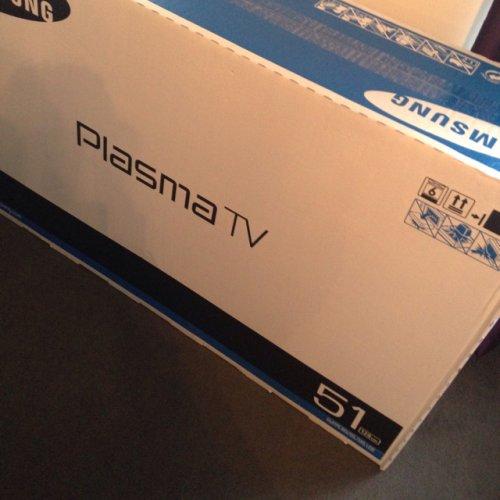 Samsung HD Plasma 51 inch TV £329 instore @ Asda