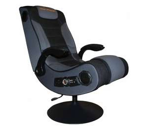 X-Dream Rocker Ultra 4.1 Bluetooth Gaming Chair £216.41 delivered using Voucher + 6%Quidco @ Boys Stuff