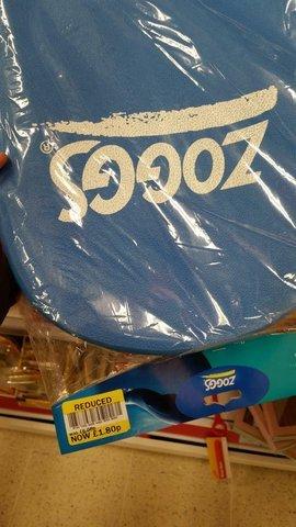 Zoggs Adult Kickboard £1.80 @ Tesco Sunderland