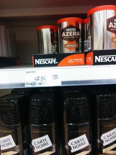 Nescafe Azera £2.50 @ Asda