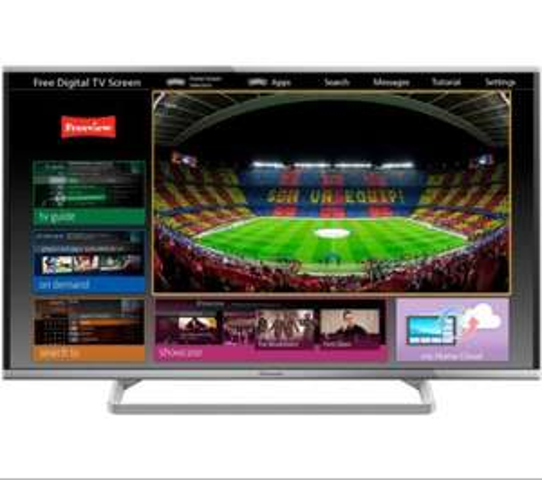 "PANASONIC VIERA TX-40AS640B Smart 3D 40"" LED TV price match currys £399"