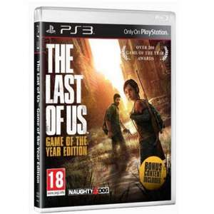 The Last Of Us Game Of The Year Edition (PS3) - £27.99 at 365 Games