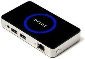 Zotac Zbox Pi320 Pico Mini PC Intel Core Atom (Z3735F) 1.33ghz 2gb 32gb Emmc Wlan Bt (intel Hd Graphics) with Windows 8.1 Ballicom £151.94