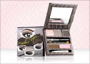 TODAY ONLY! 50% OFF Benefit Smokin eyes kit - £14.25 using discount code at Benefit Cosmetics