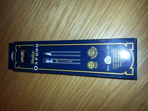 premium oxford 12 pencils with eraser only £1 - Uxbridge Poundland
