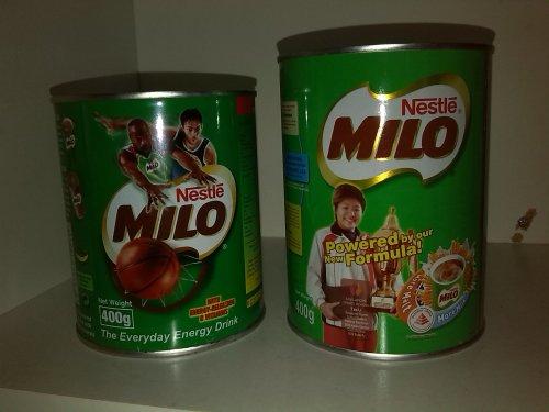Nestlé Milo Energy Drink 400g £2.50 @ ASDA