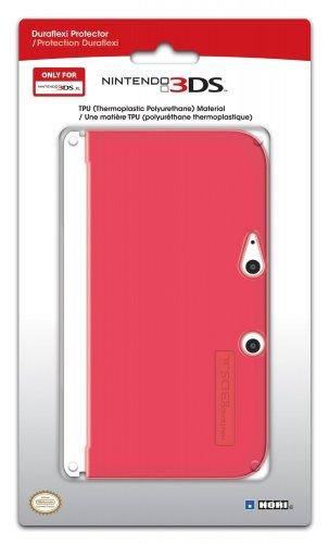 Nintendo 3DS XL Hori Duraflexi TPU Protector (Red) - £5.97 plus P&P ( Free on £10 orders or Prime) @ Amazon