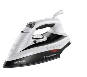 Russell Hobbs Steamglide Pro 19222 Steam Iron, Reduced To £16.99, Delivered @ Currys