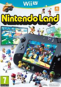 Nintendo Land WII U @ ShopTo.net for £7.85