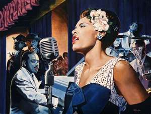 Billie Holiday  - The Collection (Volumes 1- 8)    Free  Download @ Archive.Org