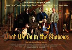 Free Screening, (For Students Only)   -'What We Do In The Shadows'-  Cineworld  on Tuesday 11th November at 18:30pm  @  Student Film First