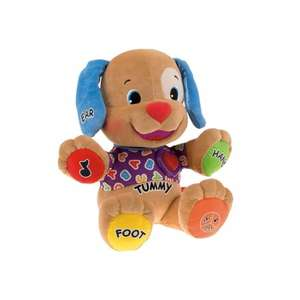 Fisher Price Laugh and Learn Puppy £13.32 @ Amazon