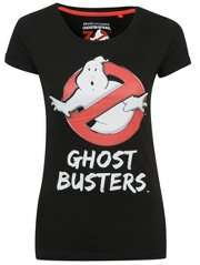 Glow in the Dark Ghostbusters T-shirt Was £7 now £4 @ Asda Direct (free click & collect) Sizes 8-24 instock