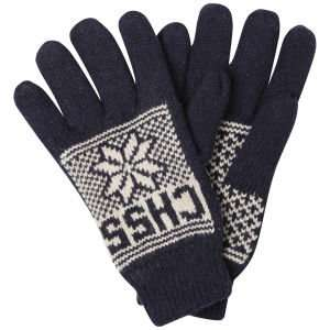 Crosshatch Men's Northstar Knitted Gloves (Off White/Navy) £4.00 Delivered @ Zavvi