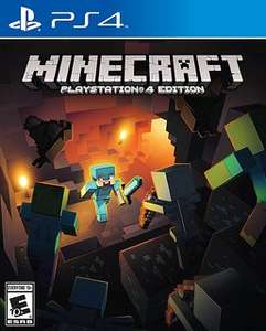 Minecraft PS4 - £15 @ ASDA Direct