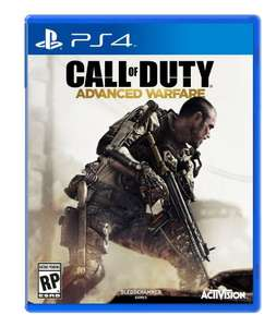 Call of Duty: Advanced Warfare(PS4) £35 for New customers @ Tesco Direct
