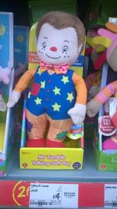 Talking Mr Tumble 24cm, £4 (was £9.97) at Asda instore / Online