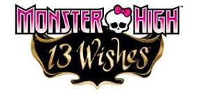 Monster High 13 wishes dolls £9.99 @ B&M