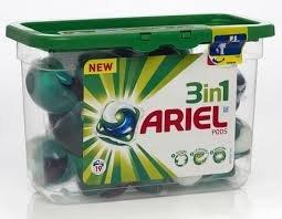 Ariel Actilift 3in1 Pods Liquitabs Detergent 30 washes  2p @ Asda
