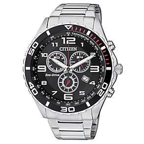 Citizen Solar Eco Drive Men's  Chronograph Watch £89.99 from H. Samuel