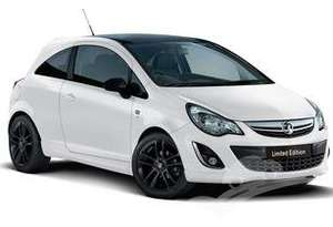CORSA 1.3 CDTI ECOFLEX LIMITED EDITION 5DR £107.99 per month 23+12 £3979.65 @ Tilsun Vehicle Contracts