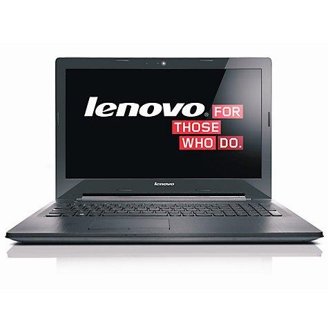 """Lenovo G50-70 Laptop, Intel Core i7, 8GB RAM, 1TB, 15.6"""", Black @ John Lewis £529.95 with vat back £441.63"""