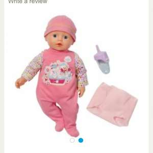 My baby born bathing fun  only £5 in tesco St Helens
