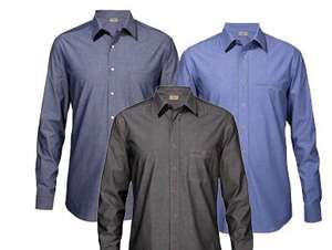 Livergy Casual Men's Shirts at Lidl for £6.99 from Thursday 6th November.