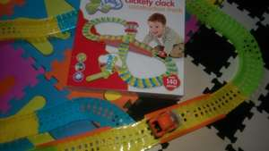 Clickety clack construction toy £4.99 @ Sainsburys