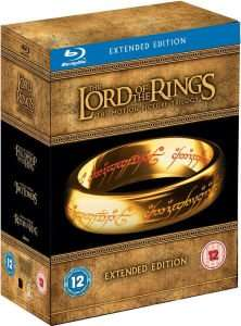 Lord of the Rings Trilogy: Extended Limited Edition (Blu Ray) £16.99 Delivered @ Zavvi (£15.29 With New Account Code)