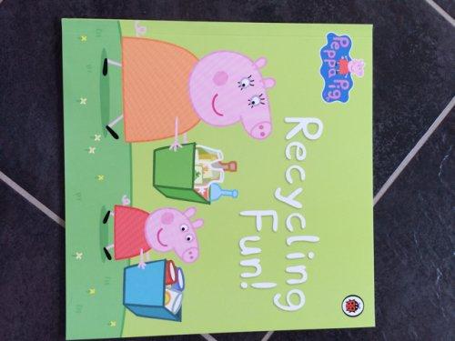 Peppa pig larger books £1.00 at Poundland