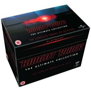 Knight Rider - The Complete Collection (DVD) £19.99 Delivered @ Zavvi (26 Discs)(£17.99 With New Account Code)