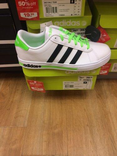 Adidas Neo Boys Trainers - £19.99 @ Deichmann