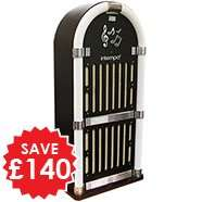 Retro Jukebox by Intemporo £59.99 @ The Works
