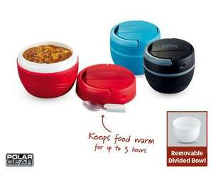 polar gear lunch pod just £3.99 in Aldi