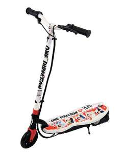 One Direction electric scooter now £79.99 from bigredwarehouse is £70 off