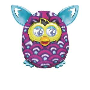 Furby boom £32.50 Sold by Playgo and Fulfilled by Amazon.