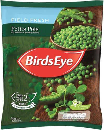 BirdsEye Field Fresh Petit Pois (545g) was £2.00 now £1.00 @ Morrisons