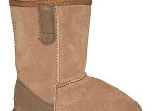 Gumbies ewe boots kids sale similar to ugg £24.99 + 4.99 delivery @ Fur feather and fin