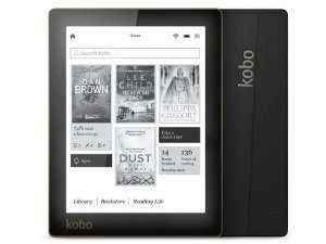 Kobo Aura Black -  £30 off at WH Smith