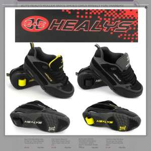 Healys skate shoes boys girls adult size 3-10 £5.99 free delivery eBay/eyesontoes