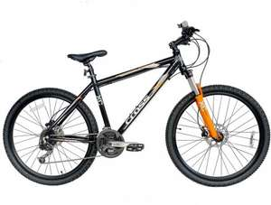 Cross Edge 26 Inch Bike - Men's 24 speed, hydraulic Brakes. Argos Outlet £153.99 @ Ebay
