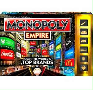 Monopoly Empire board game just £13.50 at Amazon!