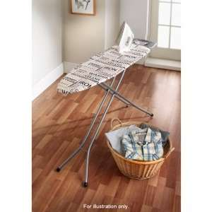 Ironing Board £1.00 @ B&M Stores.