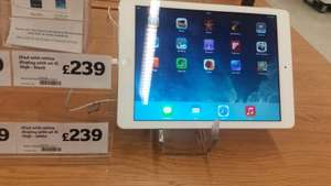 ipad 4 retina display 16gb £239 instore at Sainsbury's