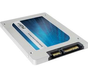 "Crucial MX100 128GB 2.5"" Internal SSD £44.99 delivered  @ PC World"