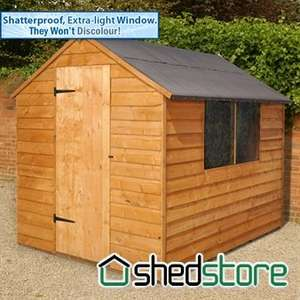 Shed Store Autumn sale - ends midnight 5/11/14